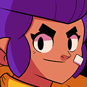 Shelly is a Trophy Road brawler in Brawl Stars unlocked at 0 trophies.