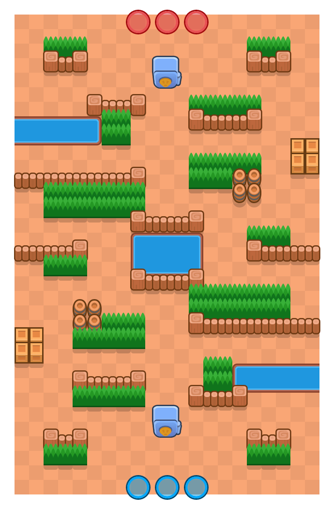 Fancy Fencing is a Heist Brawl Stars map. Check out Fancy Fencing's map picture for Heist and the best and recommended brawlers in Brawl Stars.