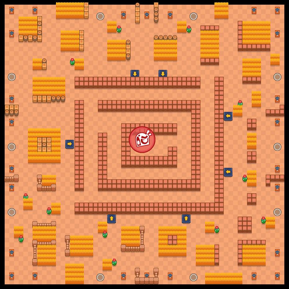 Labirinto caotico