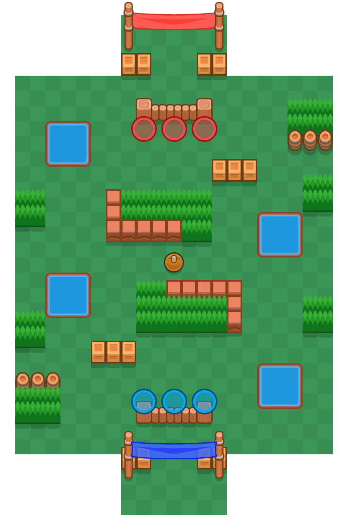 Poolparty is a Brawlball Brawl Stars map. Check out Poolparty's map picture for Brawlball and the best and recommended brawlers in Brawl Stars.