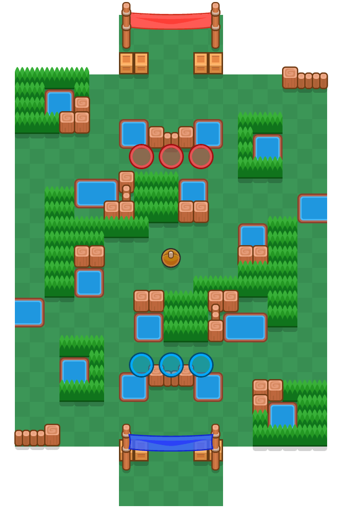 Puddle Splash is a Brawl Ball Brawl Stars map. Check out Puddle Splash's map picture for Brawl Ball and the best and recommended brawlers in Brawl Stars.