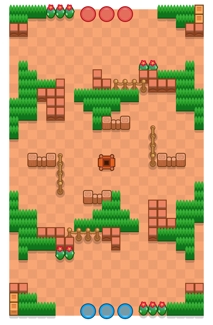 Afleidingsmanoeuvre is a Edelstenengraai Brawl Stars map. Check out Afleidingsmanoeuvre's map picture for Edelstenengraai and the best and recommended brawlers in Brawl Stars.