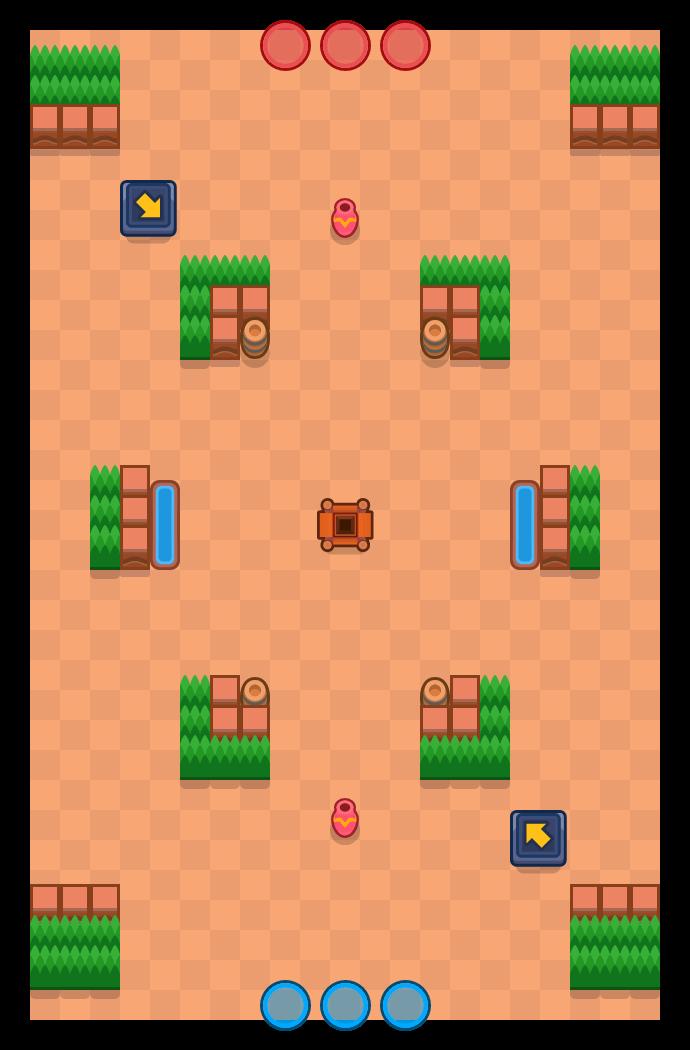 Rustic Arcade