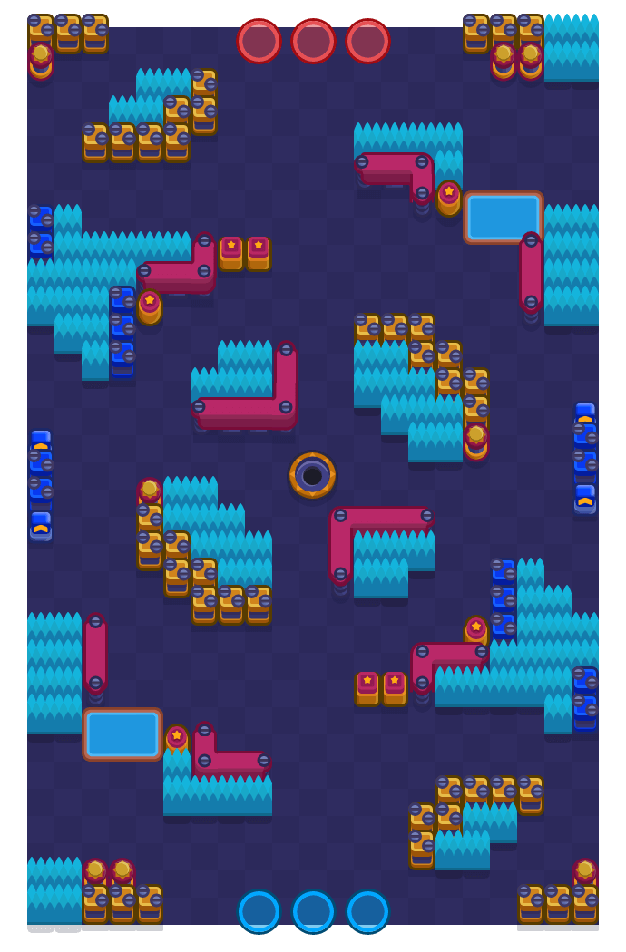 Snake Shop is a Gem Grab Brawl Stars map. Check out Snake Shop's map picture for Gem Grab and the best and recommended brawlers in Brawl Stars.