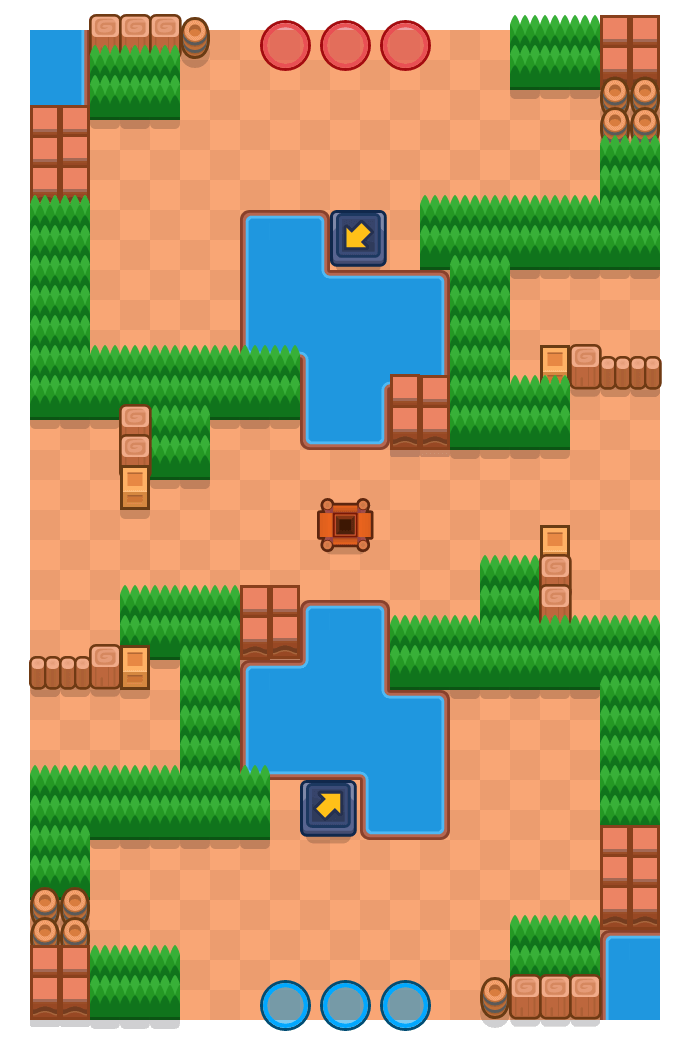 Stock Crash is a Gem Grab Brawl Stars map. Check out Stock Crash's map picture for Gem Grab and the best and recommended brawlers in Brawl Stars.
