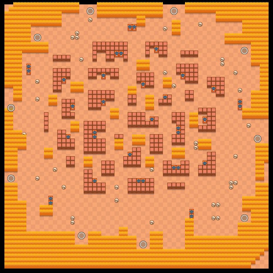 Planície de dunas