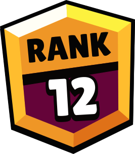 Brawlers' Rank 12