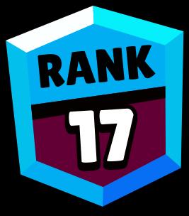 Brawlers' Rank 17