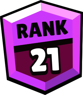 Brawlers' Rank 21