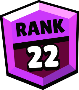 Brawlers' Rank 22