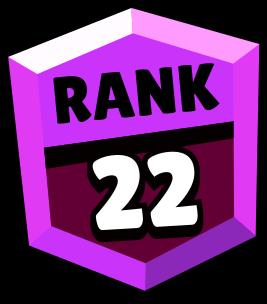 Brawlers' Rank 22