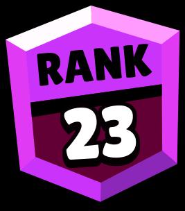 Brawlers' Rank 23