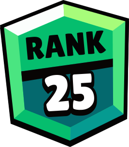Brawlers' Rank 25