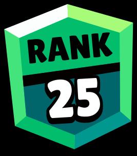 Brawlers' Rank 25