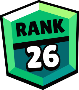 Brawlers' Rank 26