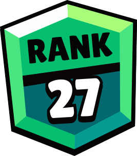 Brawlers' Rank 27