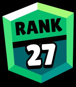 Brawlers' Rank 27