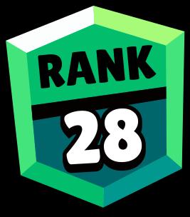 Brawlers' Rank 28