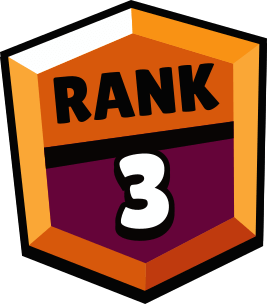 Brawlers' Rank 3