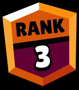 Brawlers' Rank 3