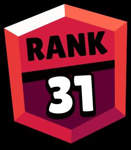 Brawlers' Rank 31
