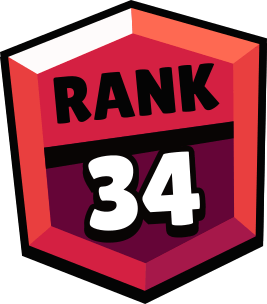 Brawlers' Rank 34
