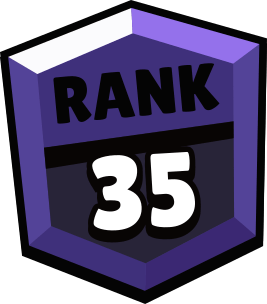 Brawlers' Rank 35