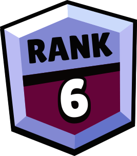 Brawlers' Rank 6