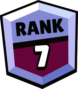 Brawlers' Rank 7