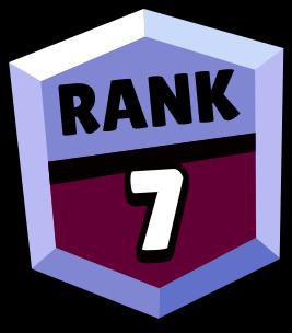 Brawlers' Rank 7
