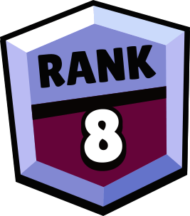 Brawlers' Rank 8