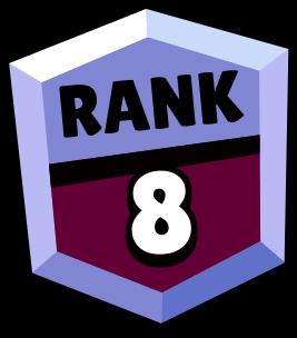 Brawlers' Rank 8