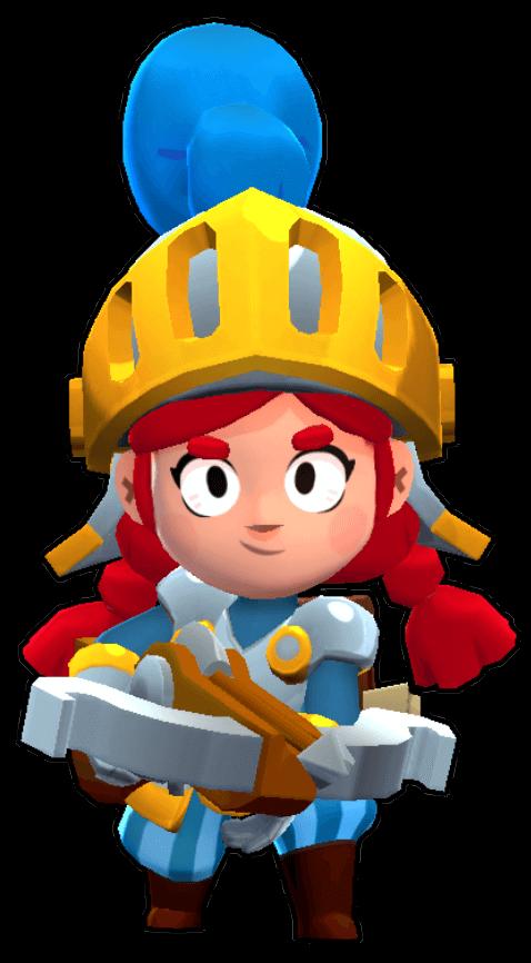 Dragon Knight Jessie
