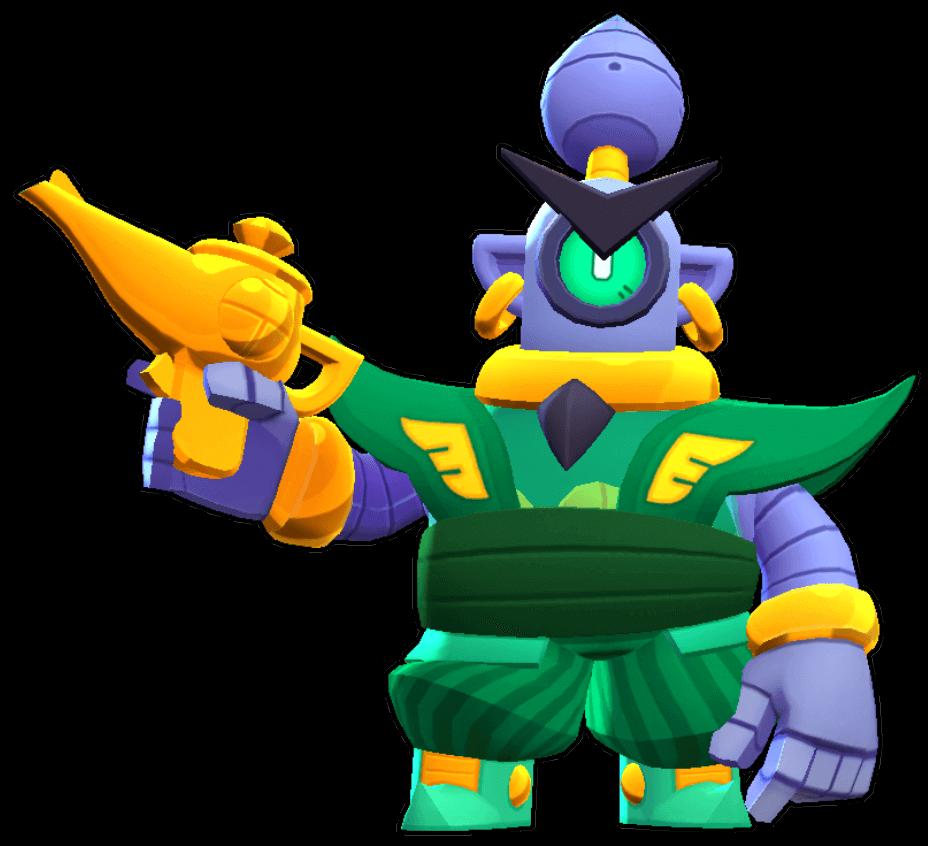 Guard Rico