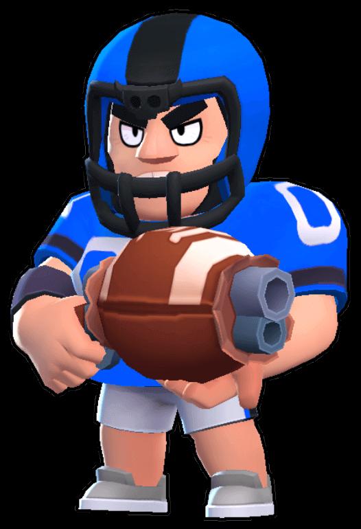 Linebacker Bull
