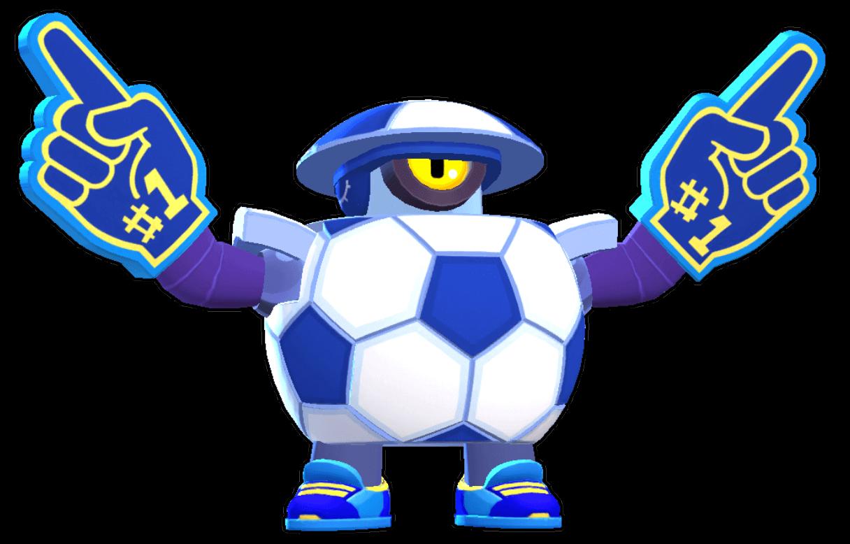 Mascot Darryl