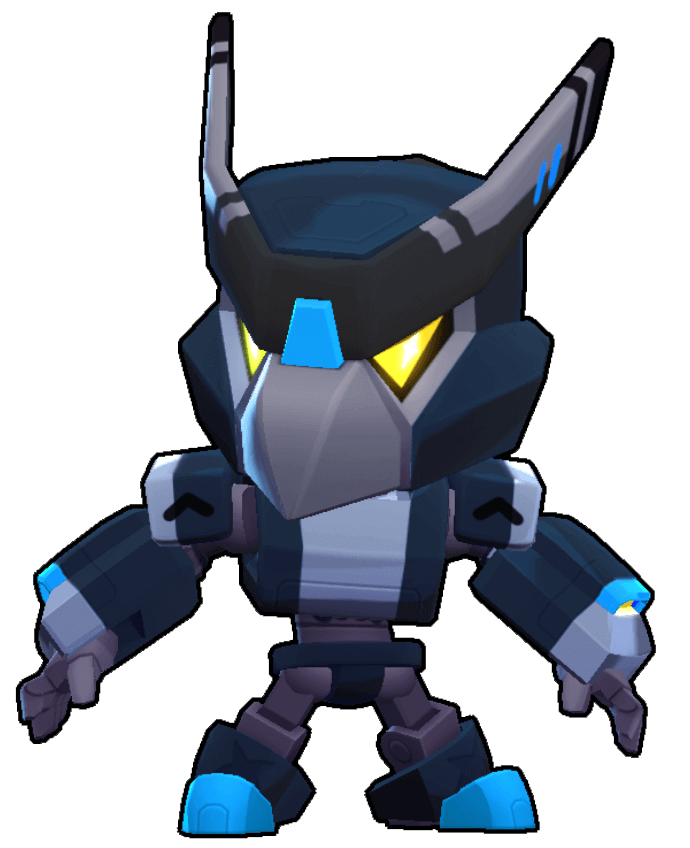 Night Mecha Crow