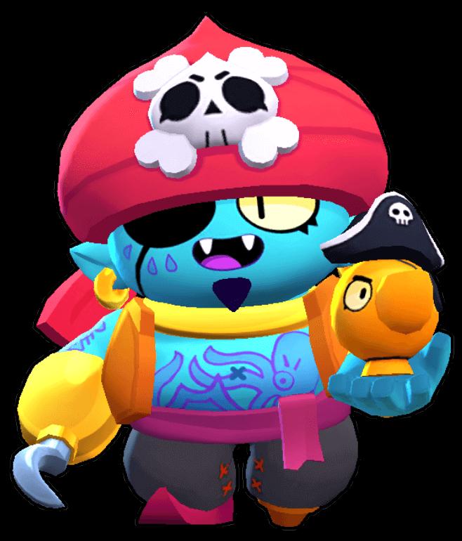 Pirate Gene