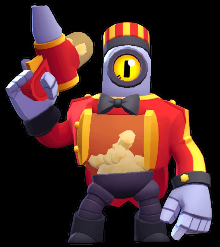 Popcorn Rico