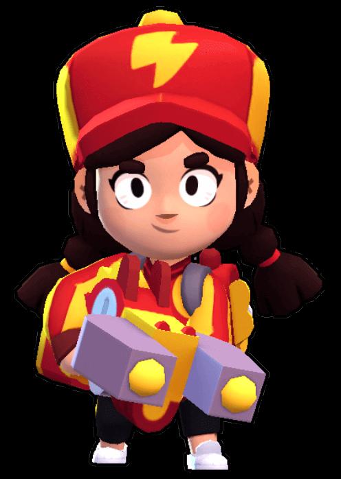 Red Dragon Jessie