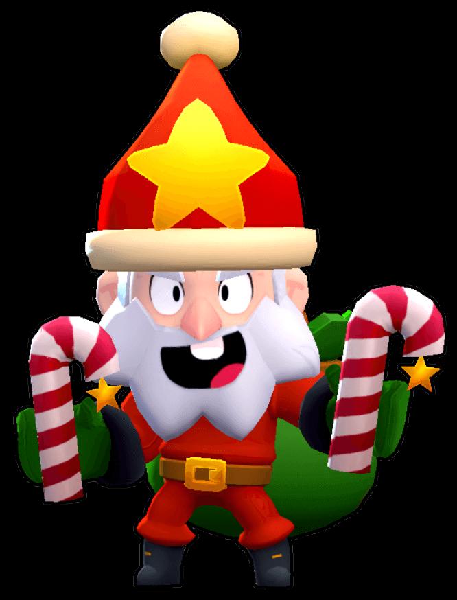 圣诞老人麦克