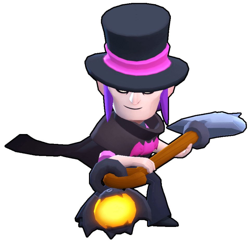 Top Hat Mortis