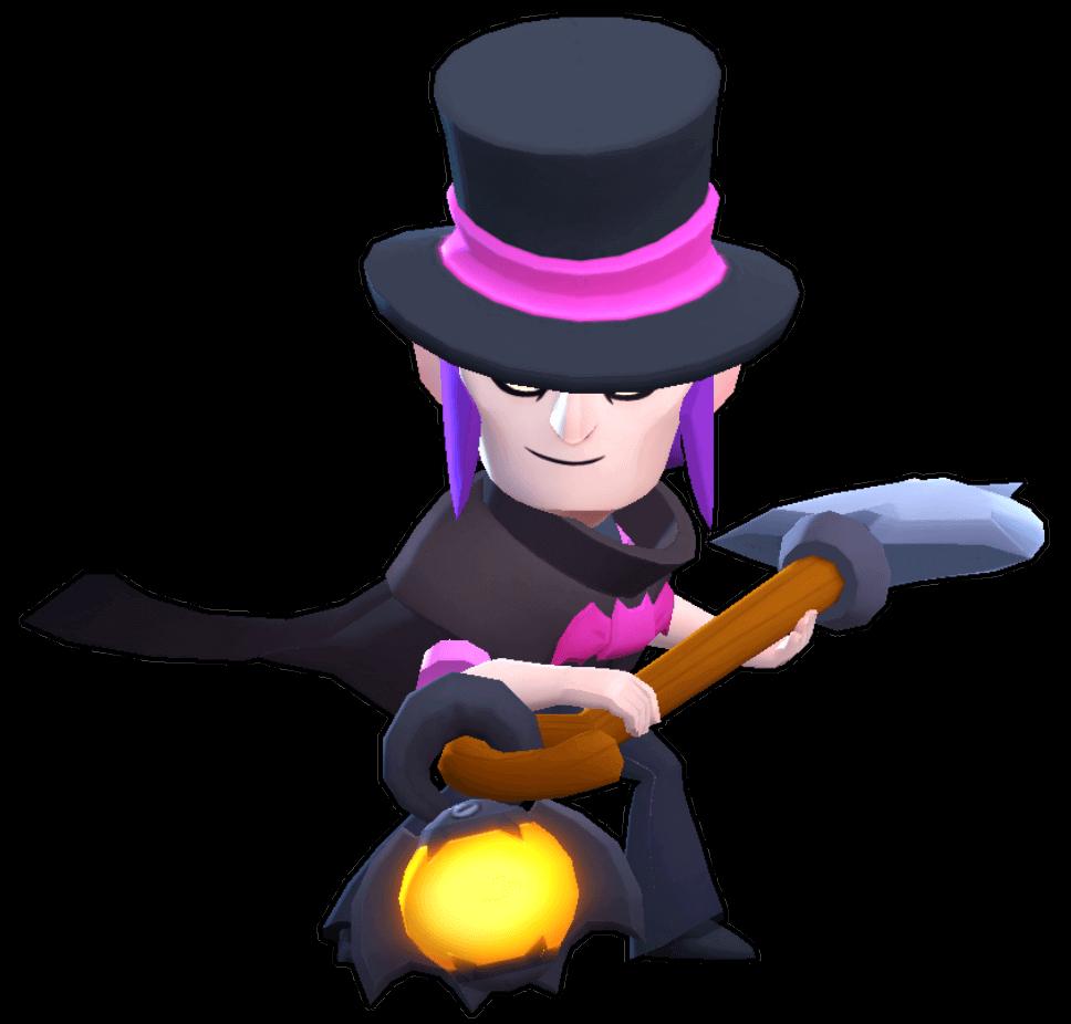 Top Hat Mortis