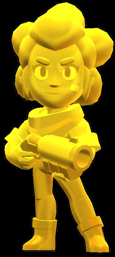 Massief Gouden Shelly