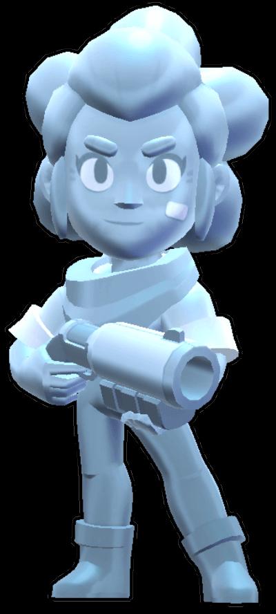 True Silver Shelly