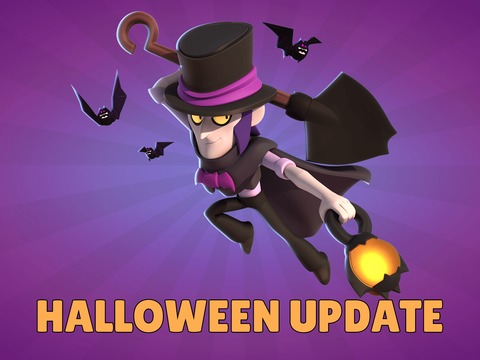 Everything About The Halloween Update Coming To Brawl Stars